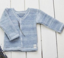 Šiltas EKO merino vilnos megztinis