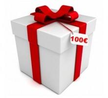 Dovanų kuponas 100.00 €